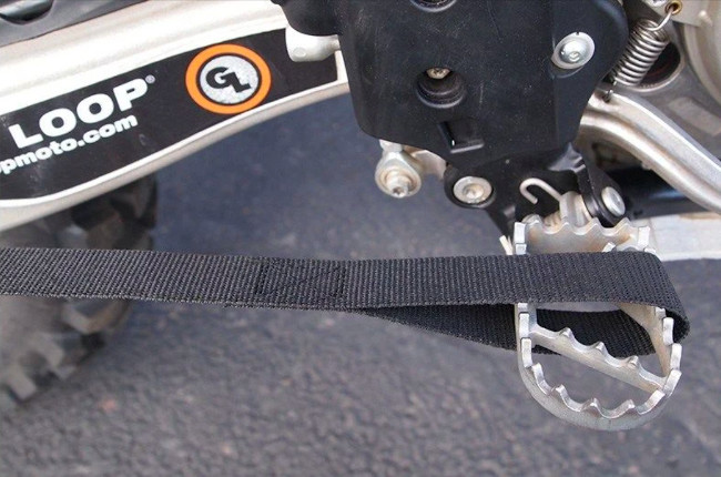 Motorcycle Tow Strap