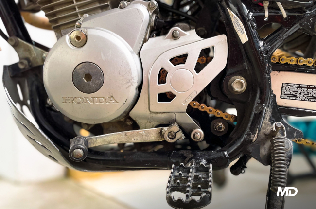 Motorcycle Transmission Maintenance