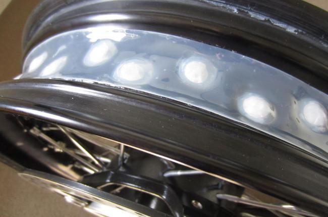 Motorcycle Tubeless Conversion