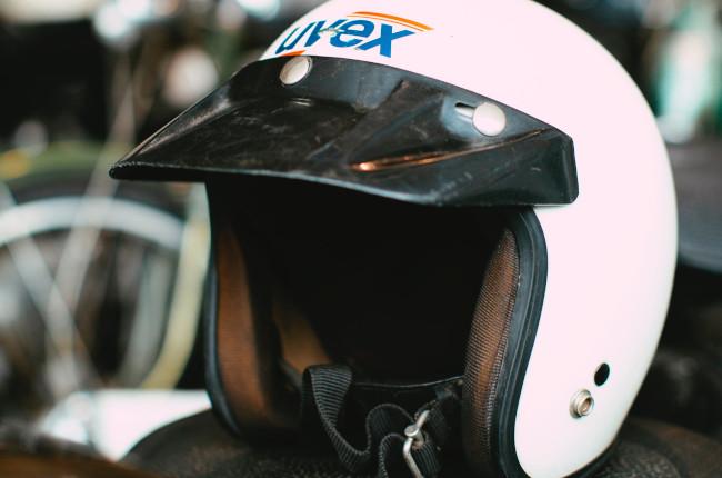 Motorcycle Vintage Helmet