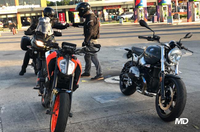 Motorcycling Social Health