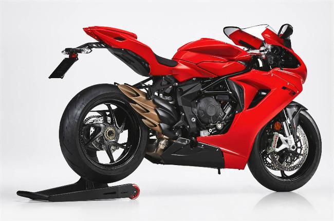 MV Agusta F3 Rosso