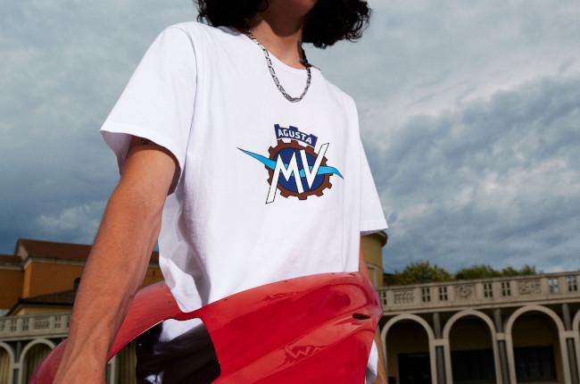 MV Agusta Logo Level 1 streetwear TShirt