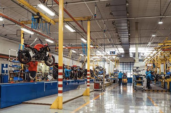MV Agusta Manufacturing