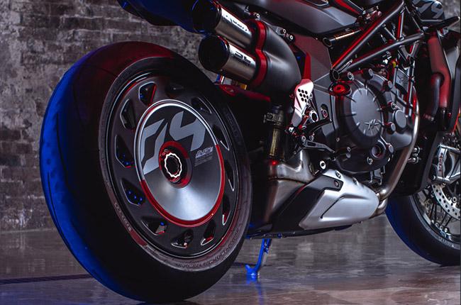 MV Agusta Rush Rear Wheel