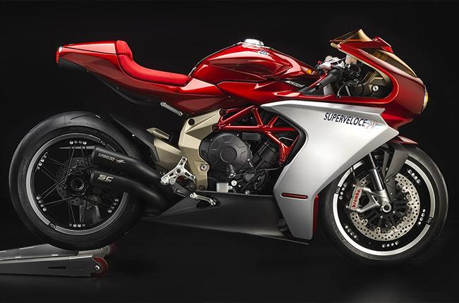 MV Agusta Super Veloce 800 Serie Oro