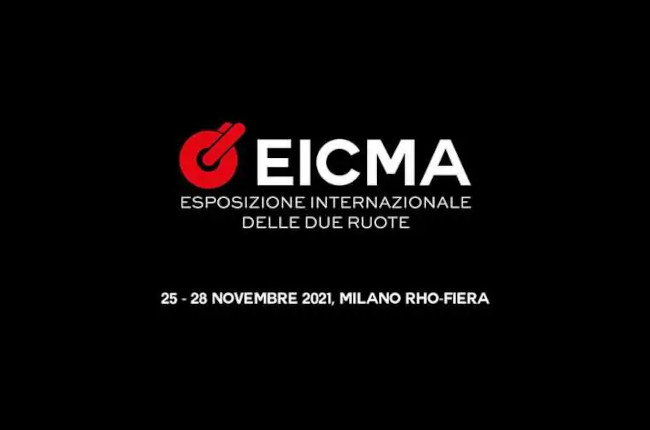 New EICMA Logo