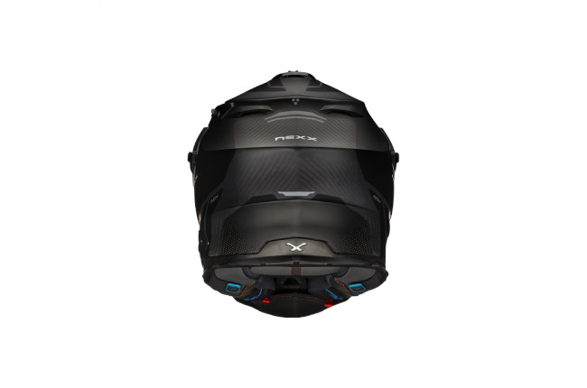 NEXX X.Wed 2 Vaal Carbon ADV helmet rear