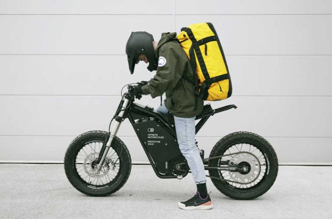 OFR-M1 Electric Motorcycle
