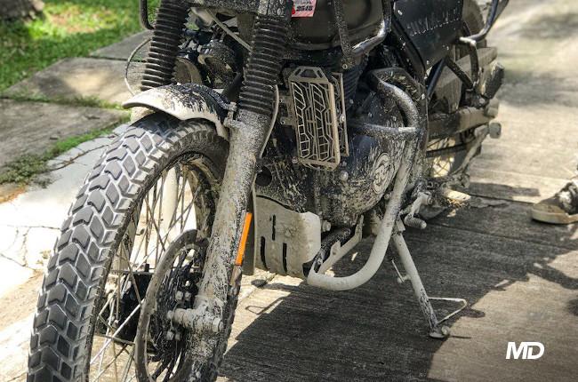 Oilcooled Engine