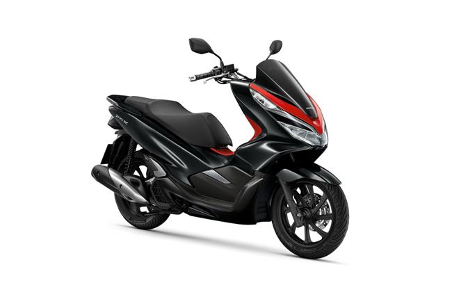 PCX 150 Black