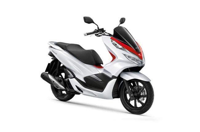 PCX 150 White