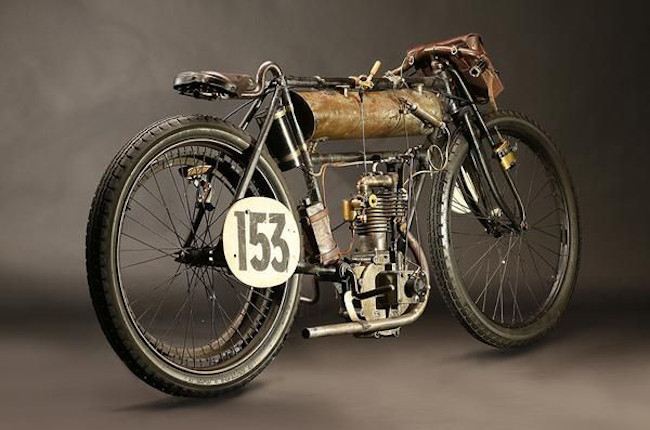 Peugeot Motorcycle From 1903