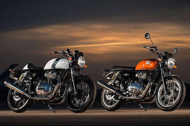 Royal Enfield 650 Twins
