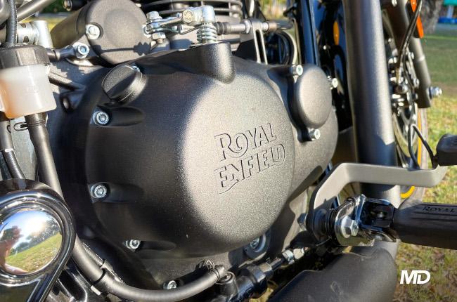 Royal Enfield Meteor 350 Engine Case