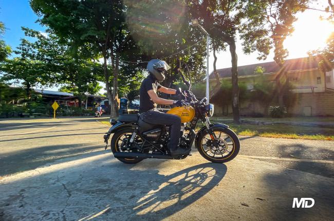 Royal Enfield Meteor 350 Rider