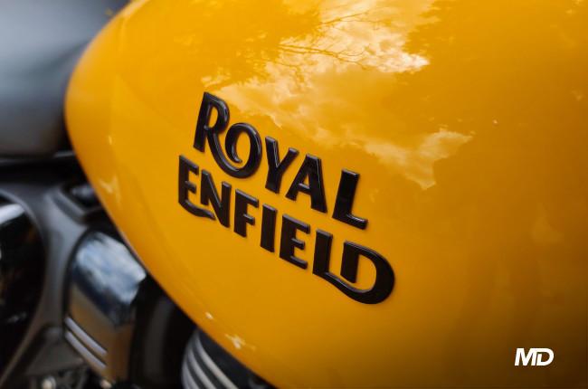 Royal Enfield Tank Badge Meteor 350