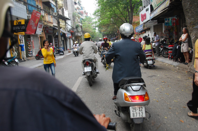 Scooter Commuting