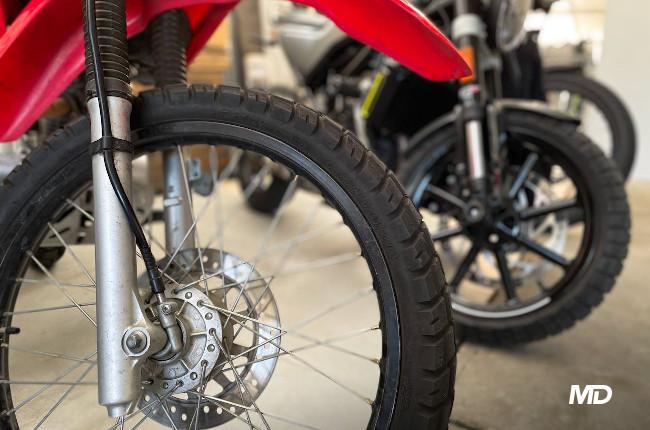 Shinko E705 and Pirelli Scorpion