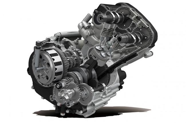 Suzuki GSX-R125 Engine