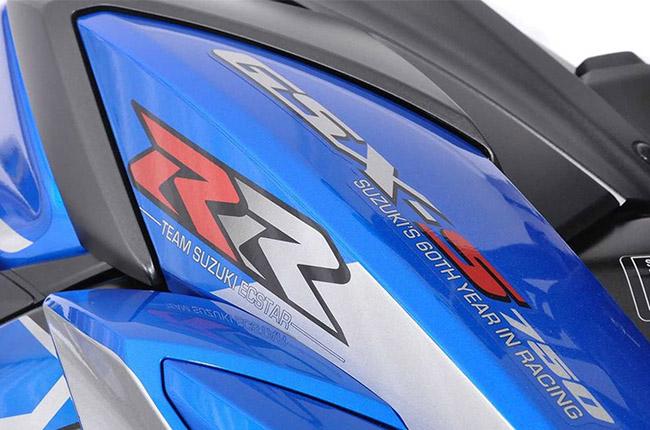Suzuki GSX-S750 ECSTAR