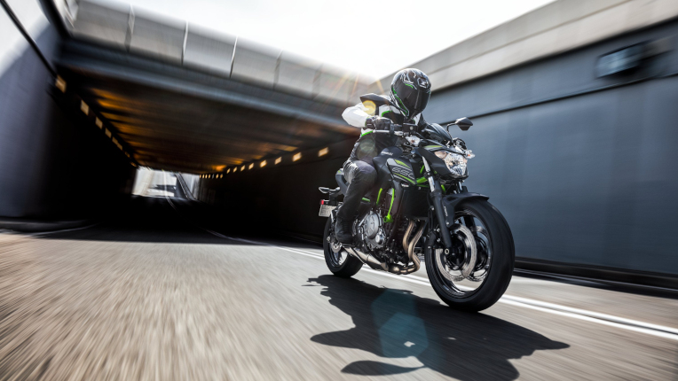 The Kawasaki Z650 makes for an excellent commuter, as well as a fun weekend bike.
