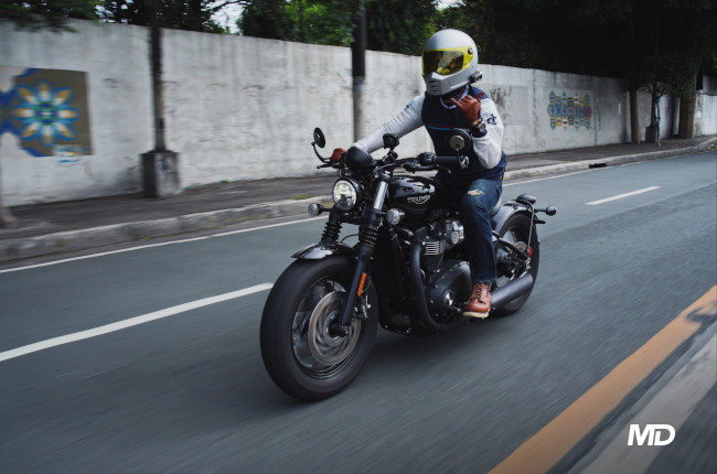 Triumph Bonneville Bobber Philippines