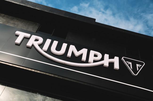 Triumph Greenhills Logo