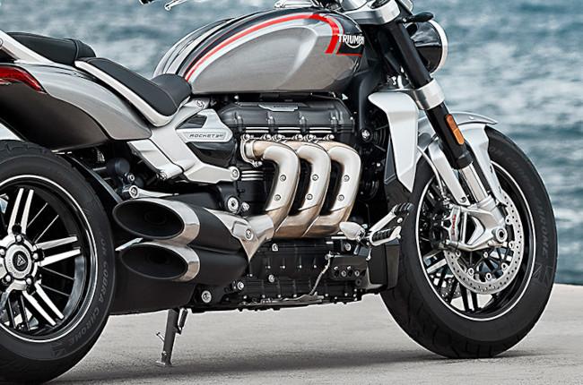 Triumph Rocket 3 Engine