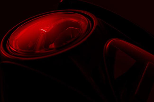 Triumph Speed Triple 1200 RR Headlight assembly