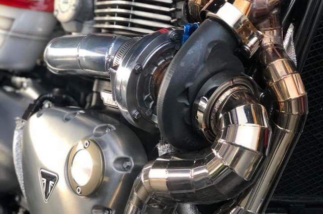 Triumph Turbocharged