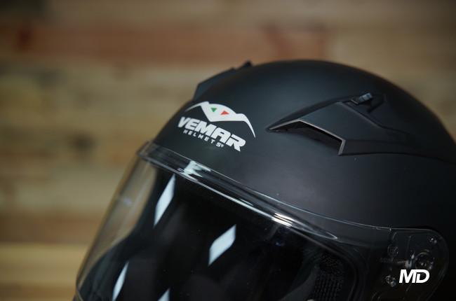 Vemar Ghibli Helmet Matte Black