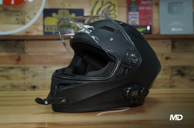 Vemar Ghibli helmet review