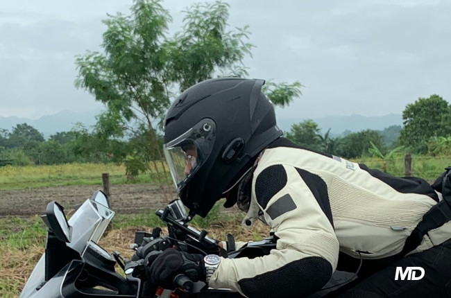 Vemar Ghibli Riding Side Profile Philippines