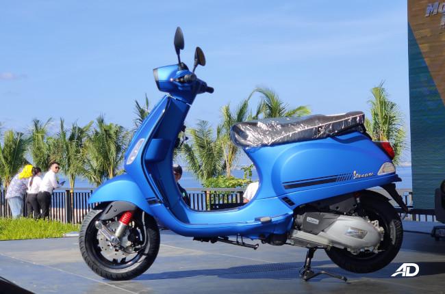Vespa 125 i-Get Philippines