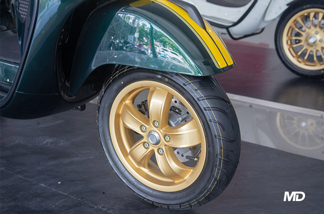 Vespa Racing Sixties Edition
