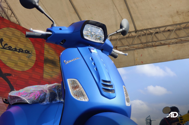 Vespa S 125 IGET Philippines