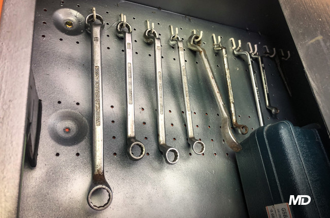 Wrenches and spanners