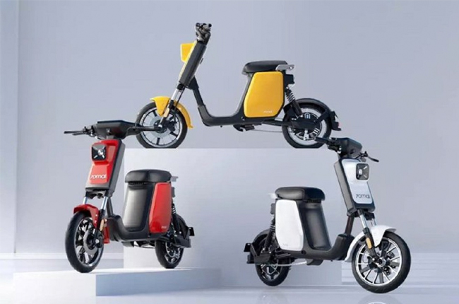 Xiaomi A1 Electric Scooter Lineup