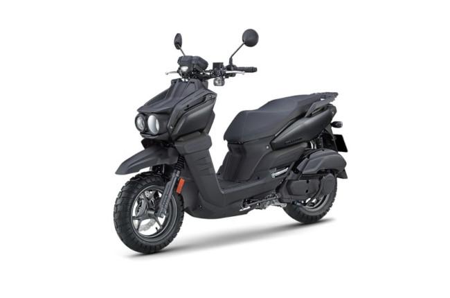 Yamaha BW'S 125 Black