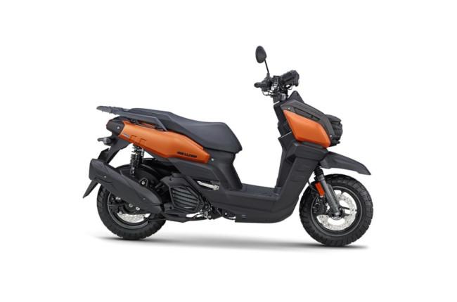 Yamaha BW'S 125 Scooter
