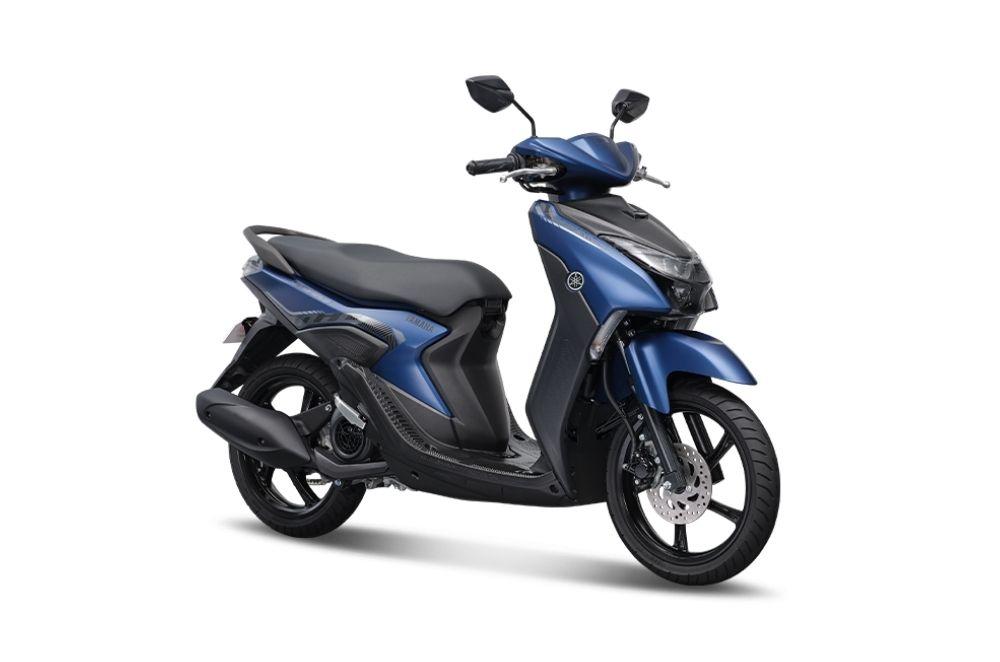 Yamaha Mio Gear Blue