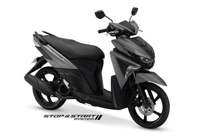 Yamaha Mio Soul i125