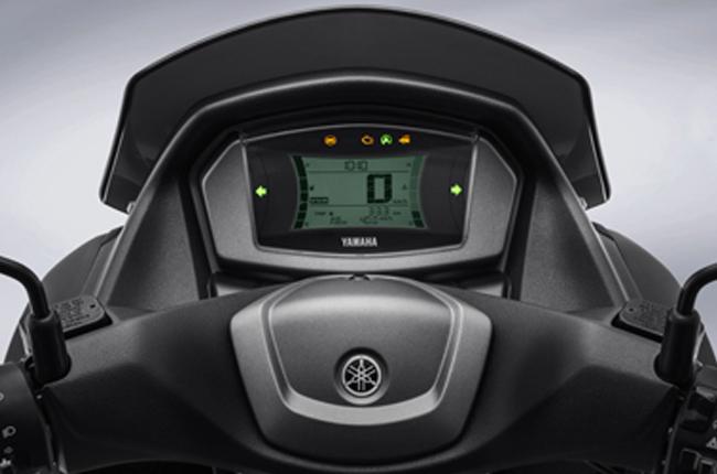 Yamaha Nmax 155 Display