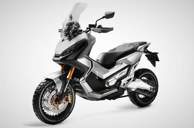 Yamaha TMAX ADV