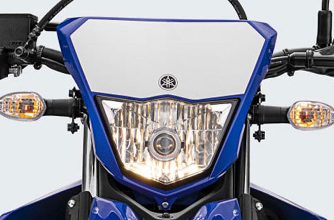 Yamaha WR 155R  Headlight