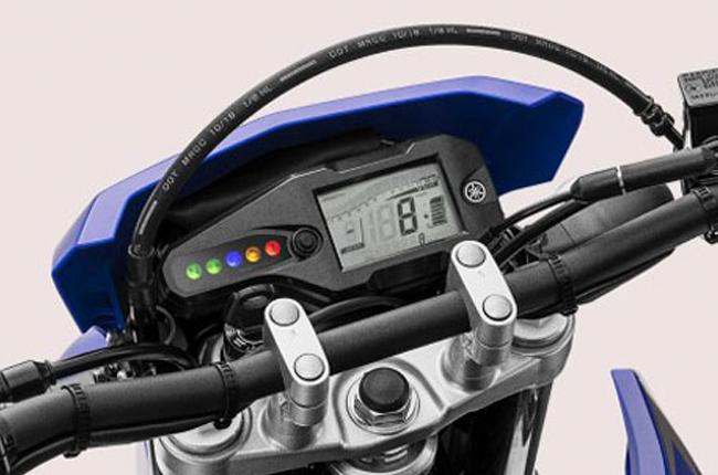 Yamaha WR 155R  LCD Display
