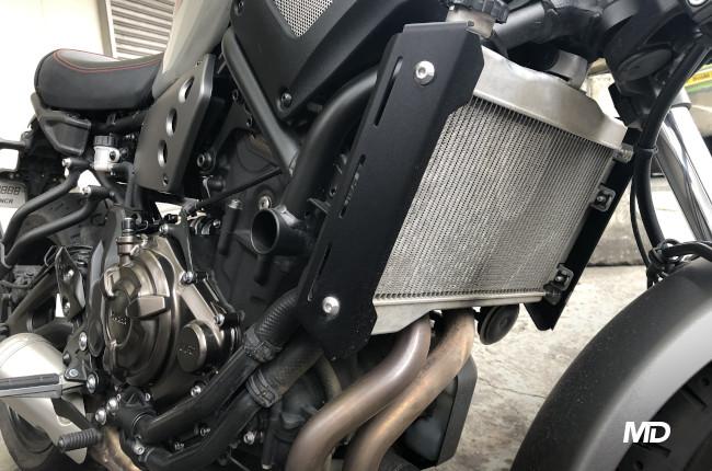 Yamaha XSR700 Radiator