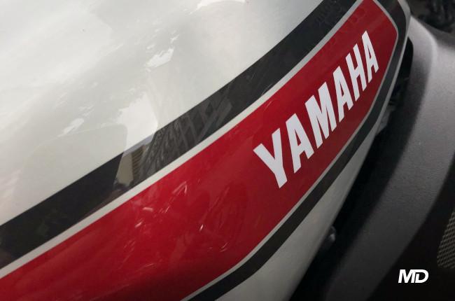Yamaha XSR700 Tank
