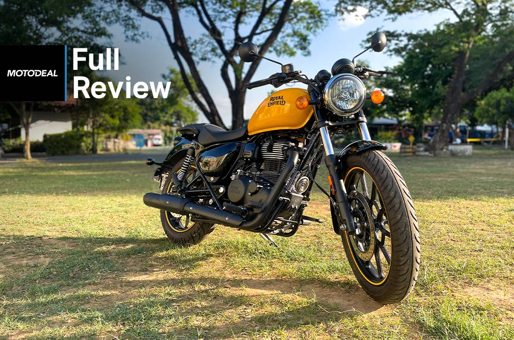 2021 Royal Enfield Meteor 350 Review
